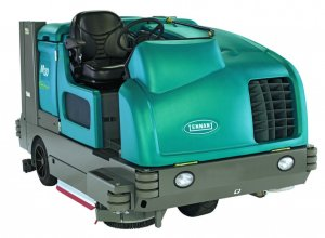 Tennant M30 Rider Scrubber/Sweeper Rental